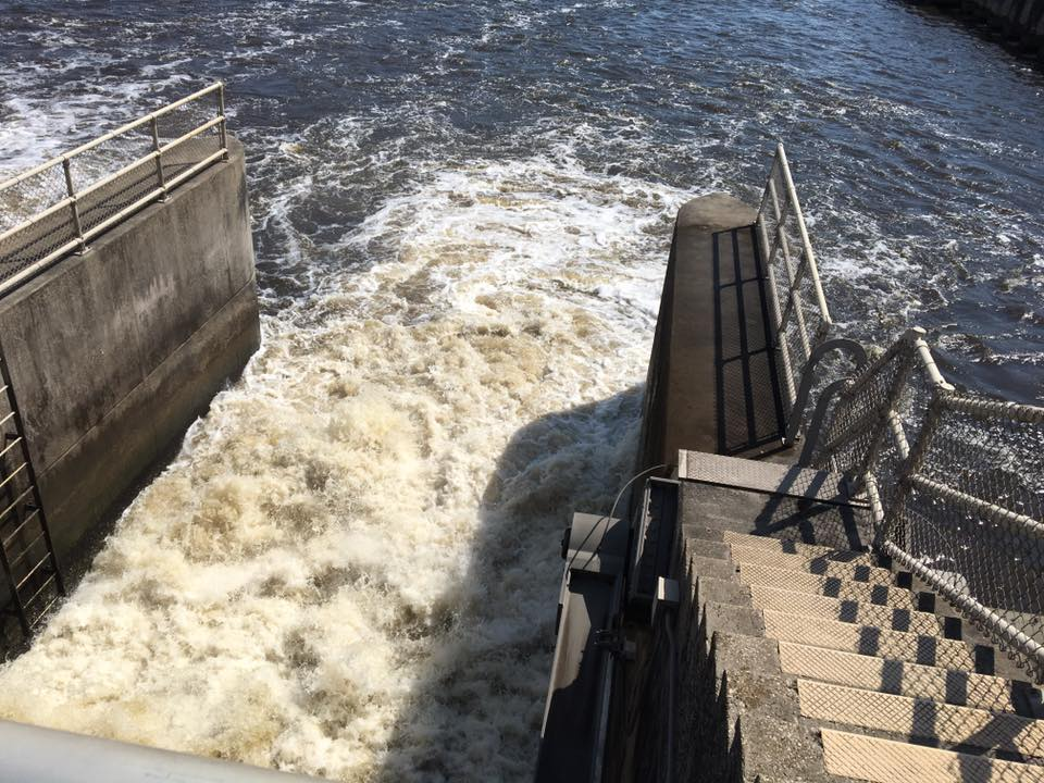 Lake Okeechobee rising to protect upper Kissimmee Communities