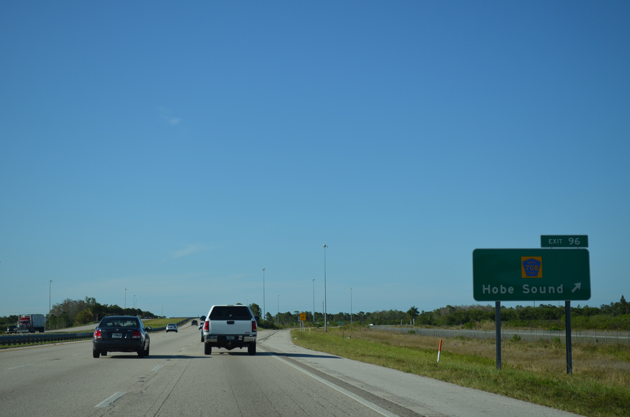 Us Highway In North Palm Beach