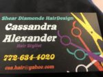 Shear Diamonde Hair Design