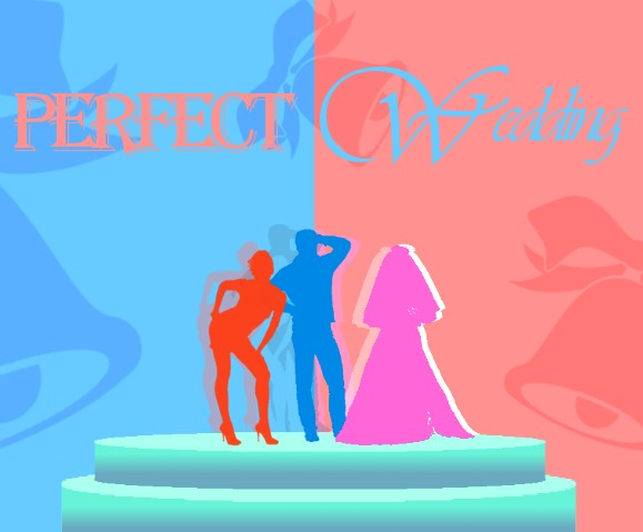 Romantic Comedy play, Perfect Wedding by Robin Hawdon