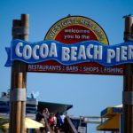 Cocoa Beach Pier Photo: Cyndi Lenz