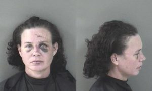 DUI arrest in Fellsmere
