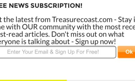 Sign up for our newsfeed