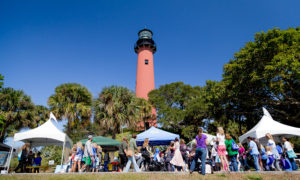Jupiter Inlet Lighthouse & Museum Jan-March Calendar