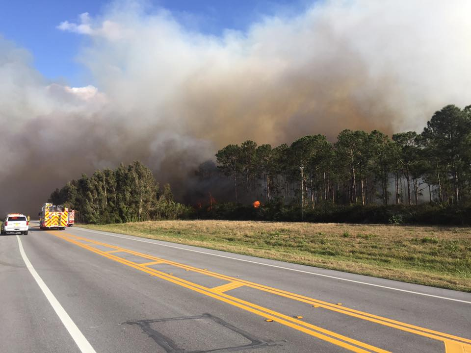 Martin Health warns of risks associated with fires