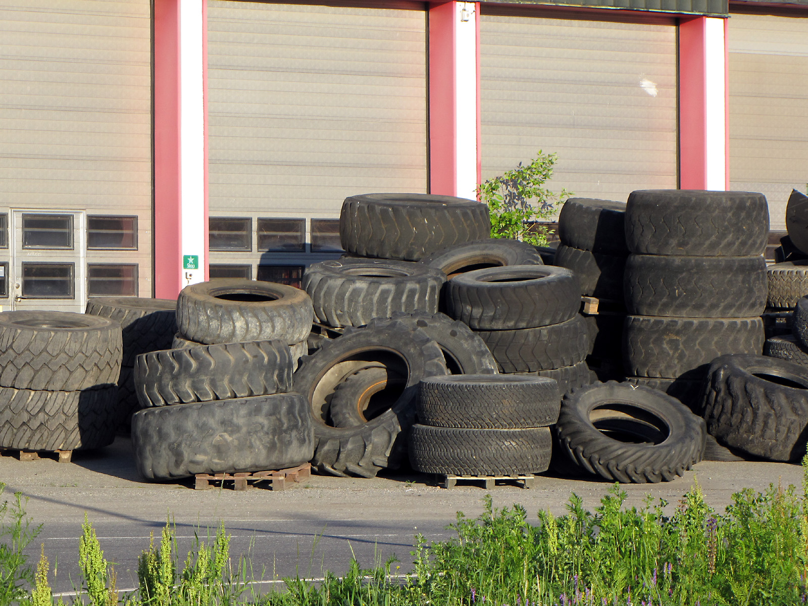 Bring your old tires in to help prevent zika treasure for What to do with old tires