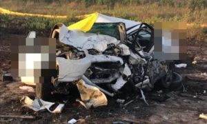 Crash Kills 3 in Indiantown