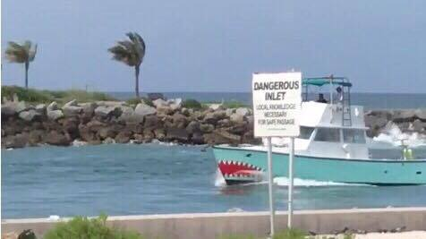 6 Missing divers located off Jupiter Inlet