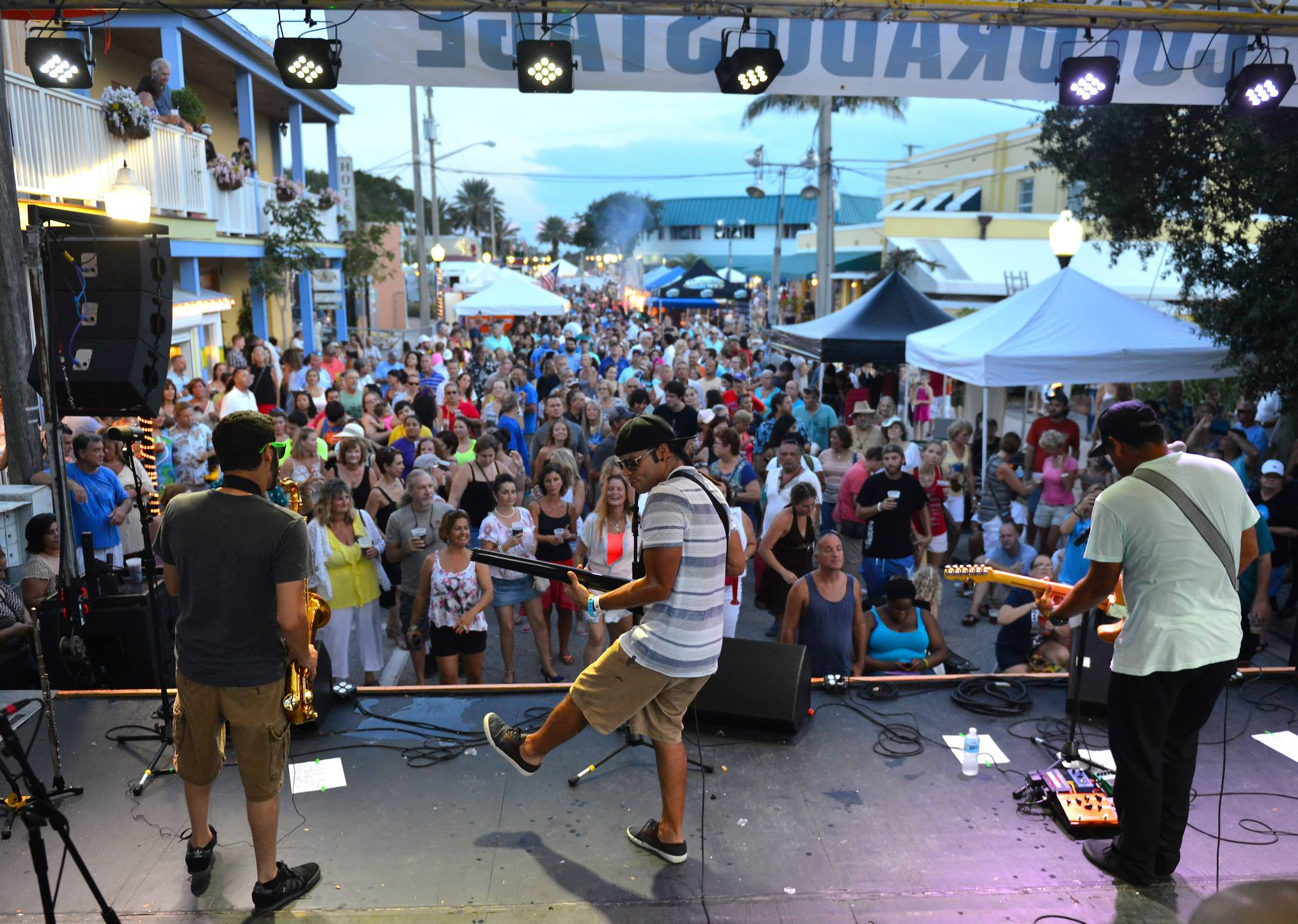 Tickets on sale for 30th Annual Dancin' in the Streets