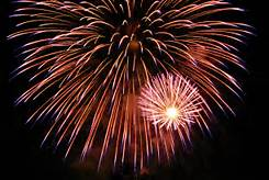 2017 Treasure Coast Fireworks Schedule
