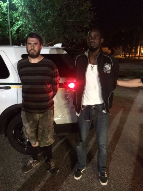 MCSO: Arrests after attempted break in