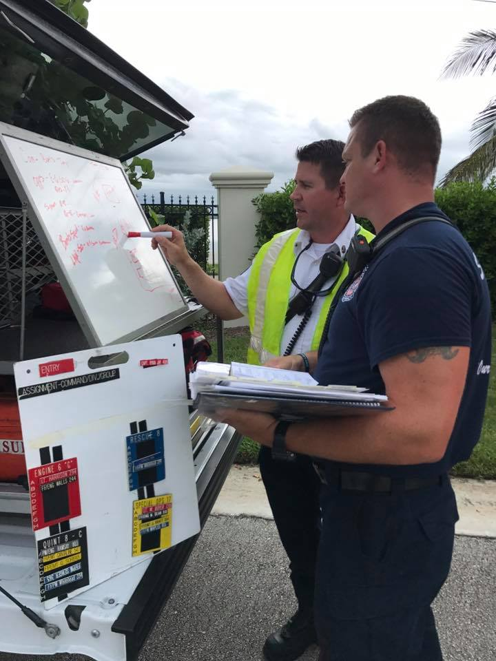 Residents evacuated and bomb squad called on Hutchinson Island