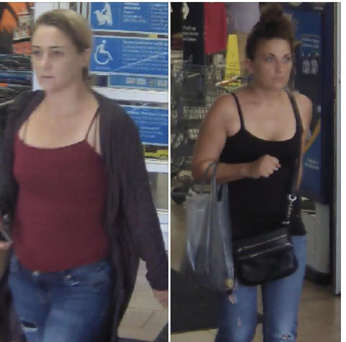 IRCSO seeks assistance to ID shoplifting suspects