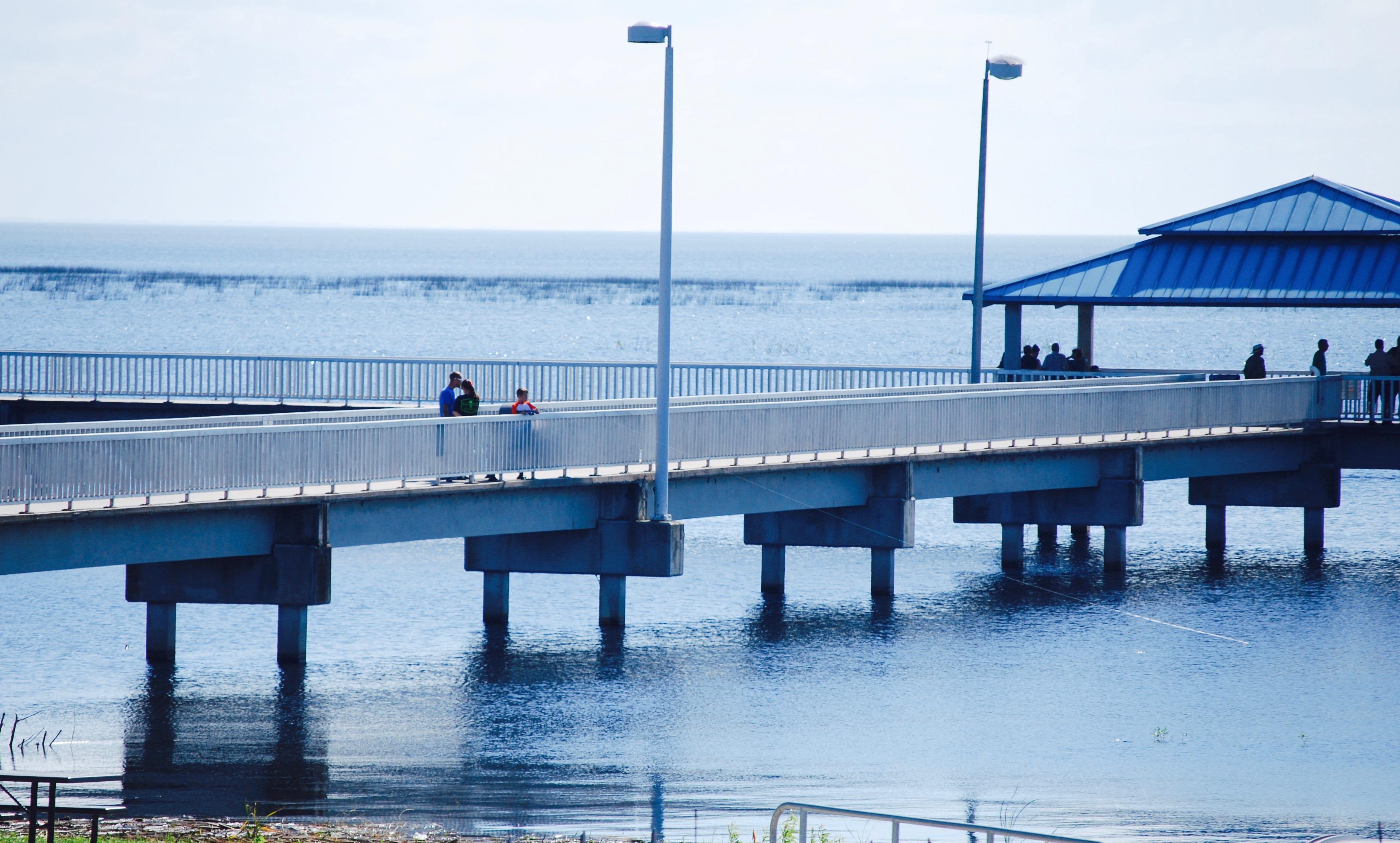 Lake Okeechobee photo: clenz