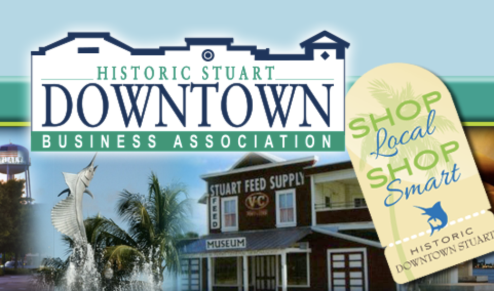 Fall Shopapalooza Sidewalk Sale hits Downtown Stuart November 18 and 19!