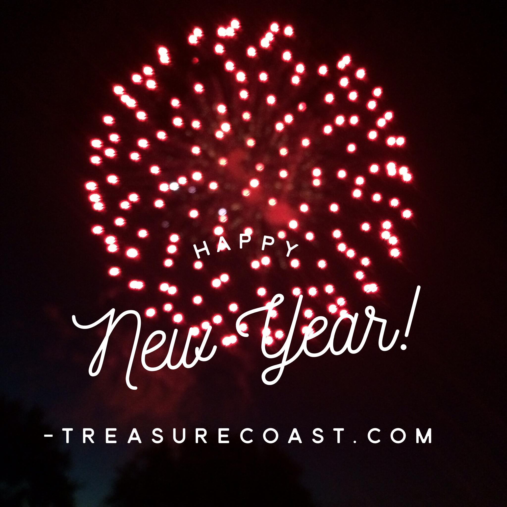 Wishing Everyone A Happy New Year 2018