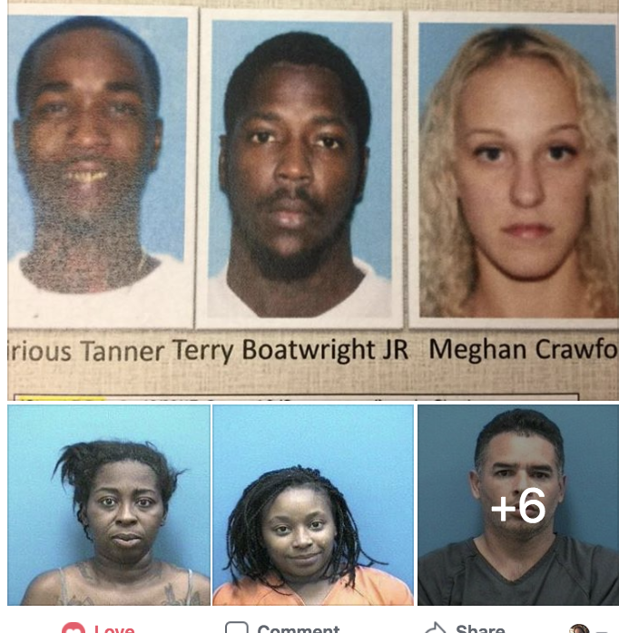 Notable Martin County Arrests week of January 27, 2018