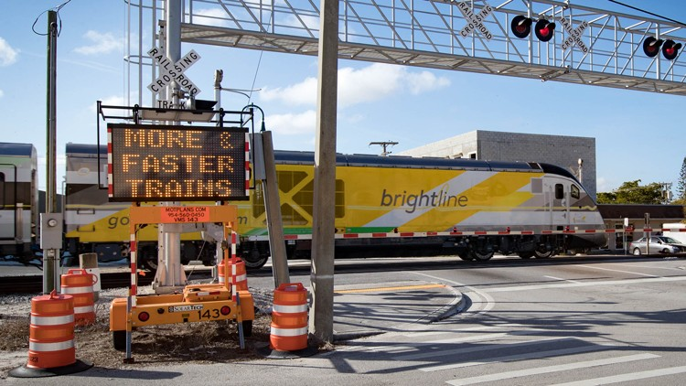 Congressman Brian Mast Organizing Conference Call Tomorrow Night to DiscussBrightline's Ability to Expand on the Treasure C