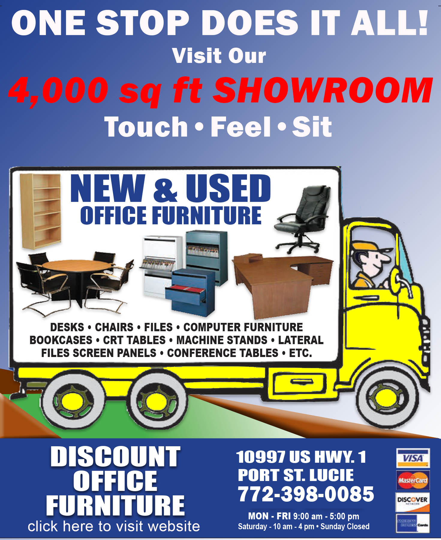 Discount Office Furniture Treasure Coast Connecting Our