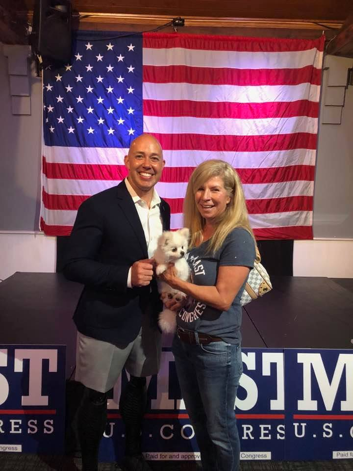 Brian Mast reclaims seat in District 18