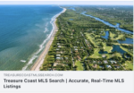 Treasure Coast MLS Search