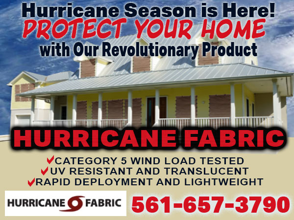 Elite Installations LLC – Hurricane Fabric