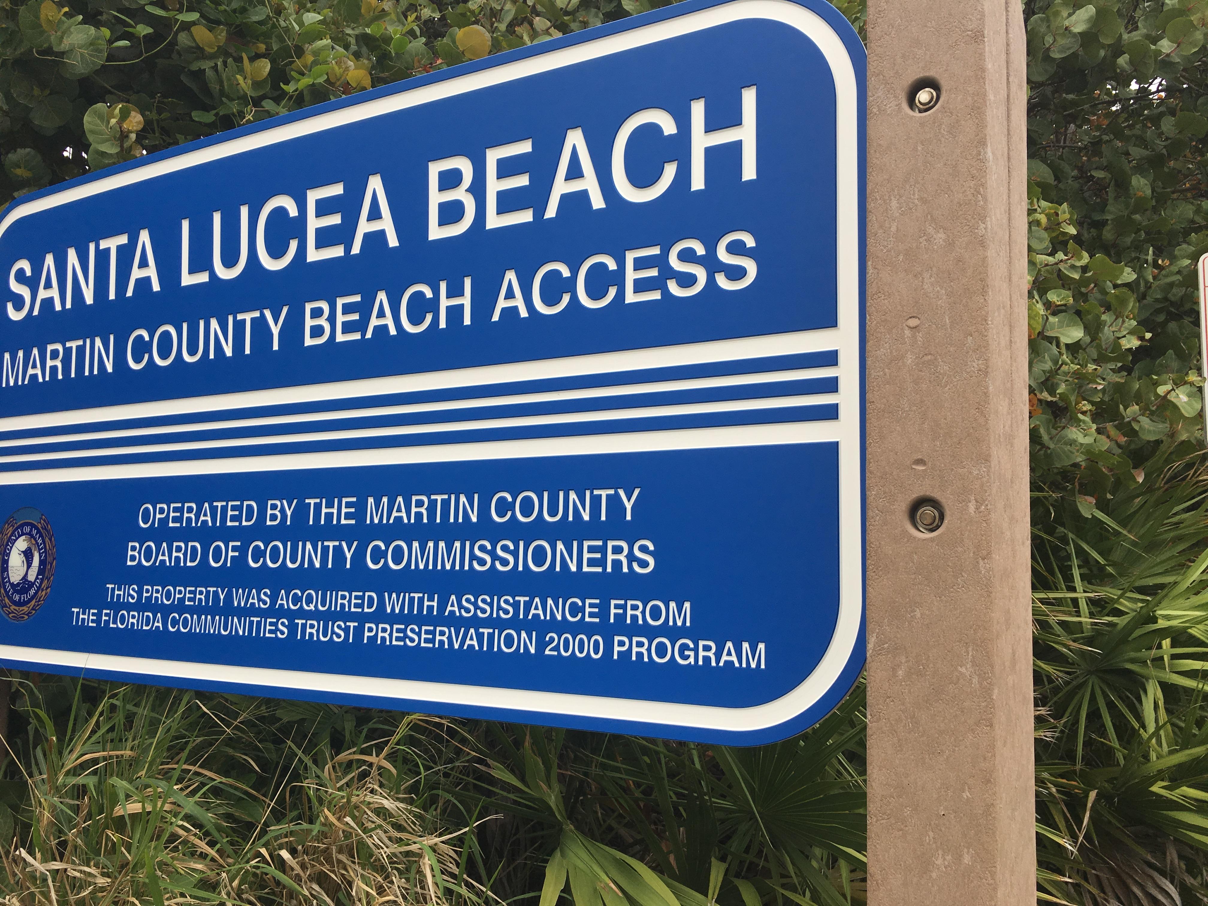 Santa Lucia Beach