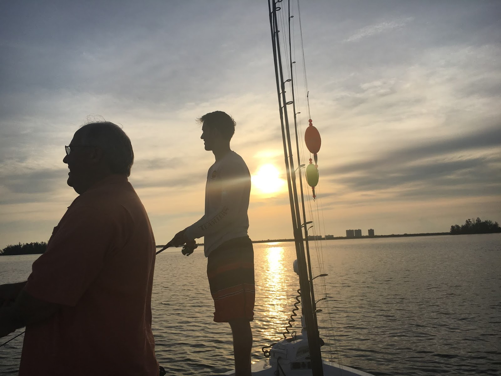 Captain Charlies Fishtales! Fishing in the Indian River Lagoon!