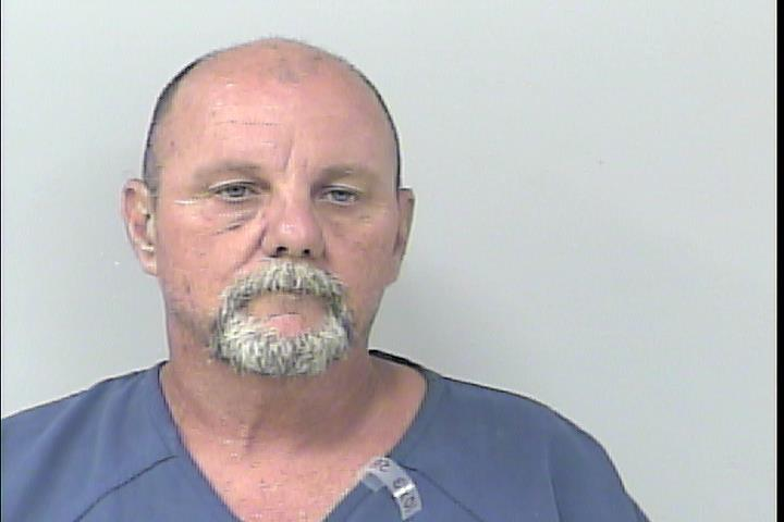 54-year-old PSL man arrested on charges of robbery-by sudden snatching and domestic battery