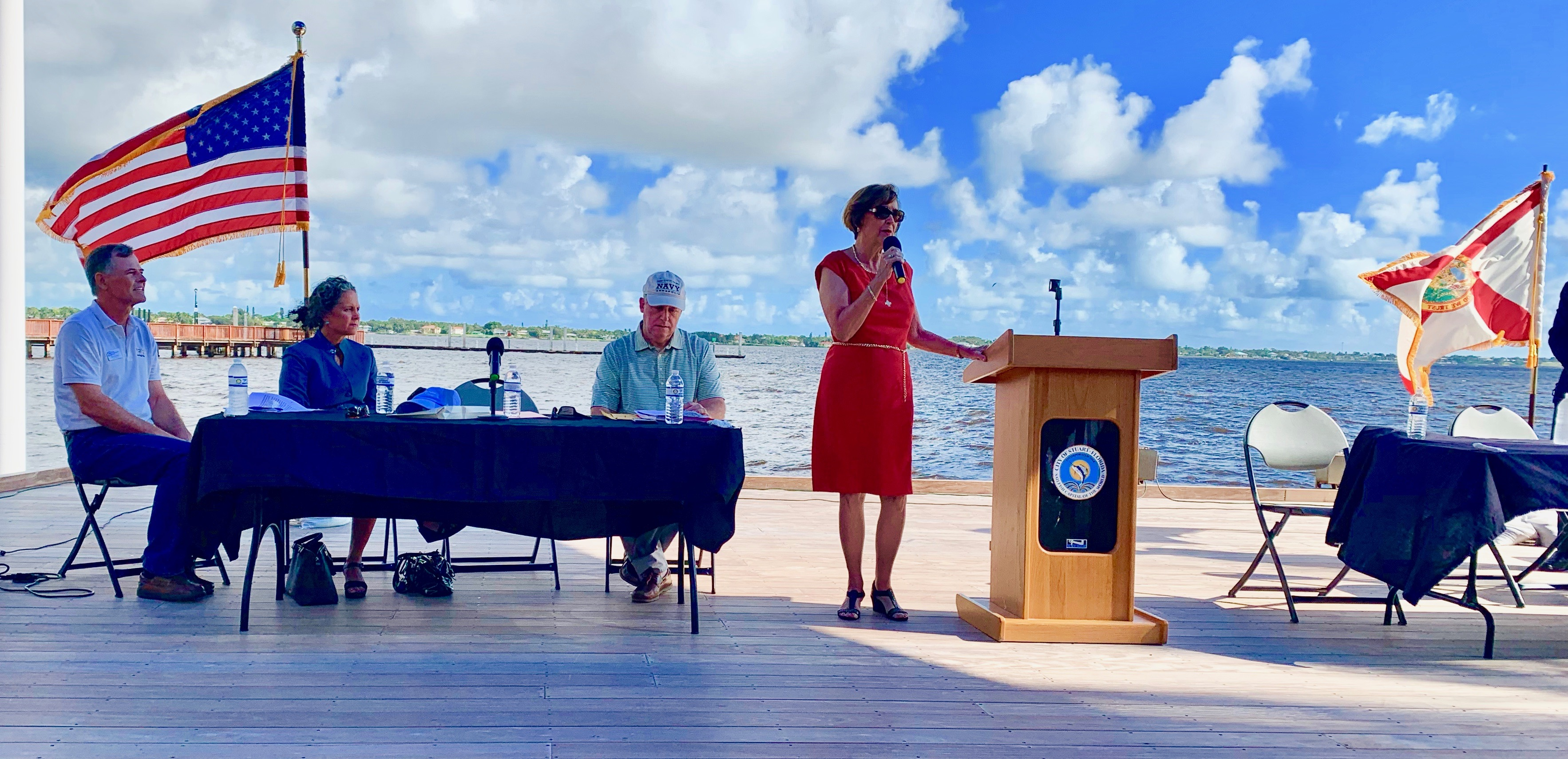 Stuart Rotary Club Hosts Second Annual Water Forum