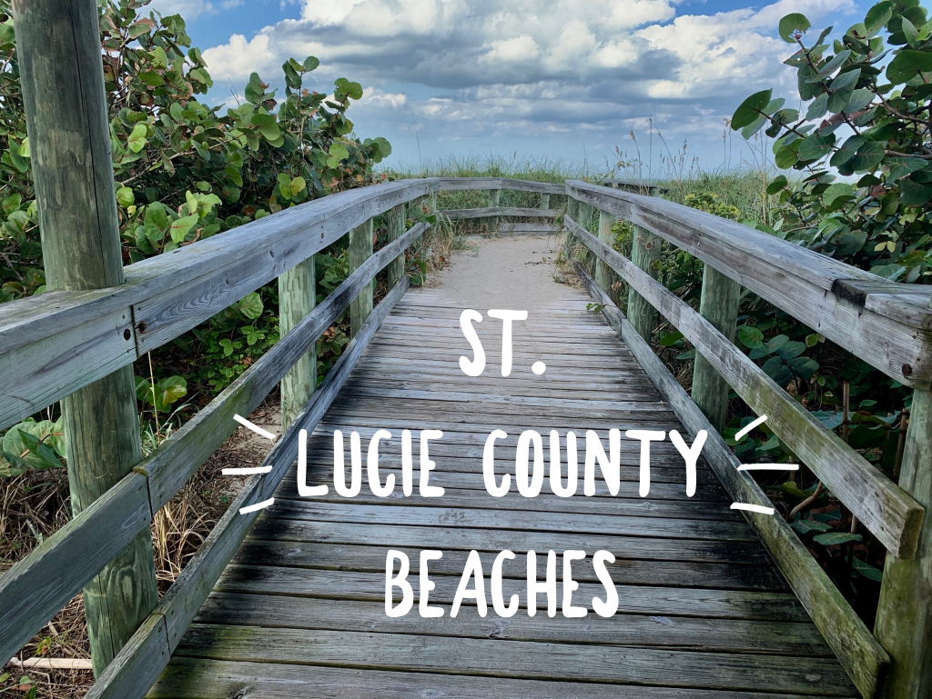 St Lucie County Beaches