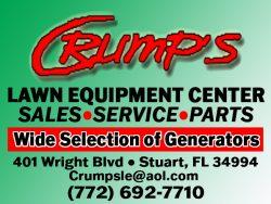 Crumps Lawn Equipment