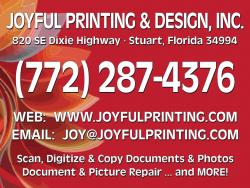 Joyful Printing & Design Hurricane