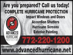 Advanced Hurricane Protection