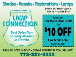 Lamp Connection Hurricane