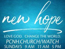 Palm City New Hope Hurricane