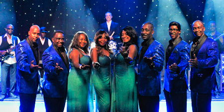 THE MOTOWNERS: THE ULTIMATE TRIBUTE TO MOTOWN