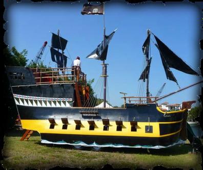 Avenger Pirate Ship