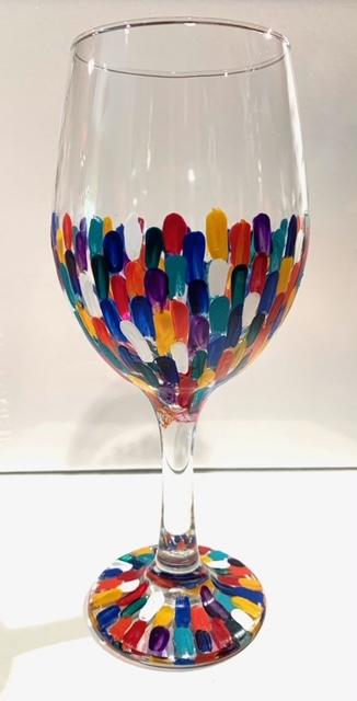 """""""Kaleidoscopes"""" Painted Glass Workshop at Staybridge"""