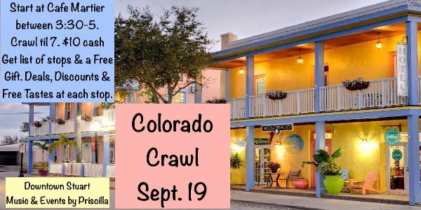 The COLORADO CRAWL