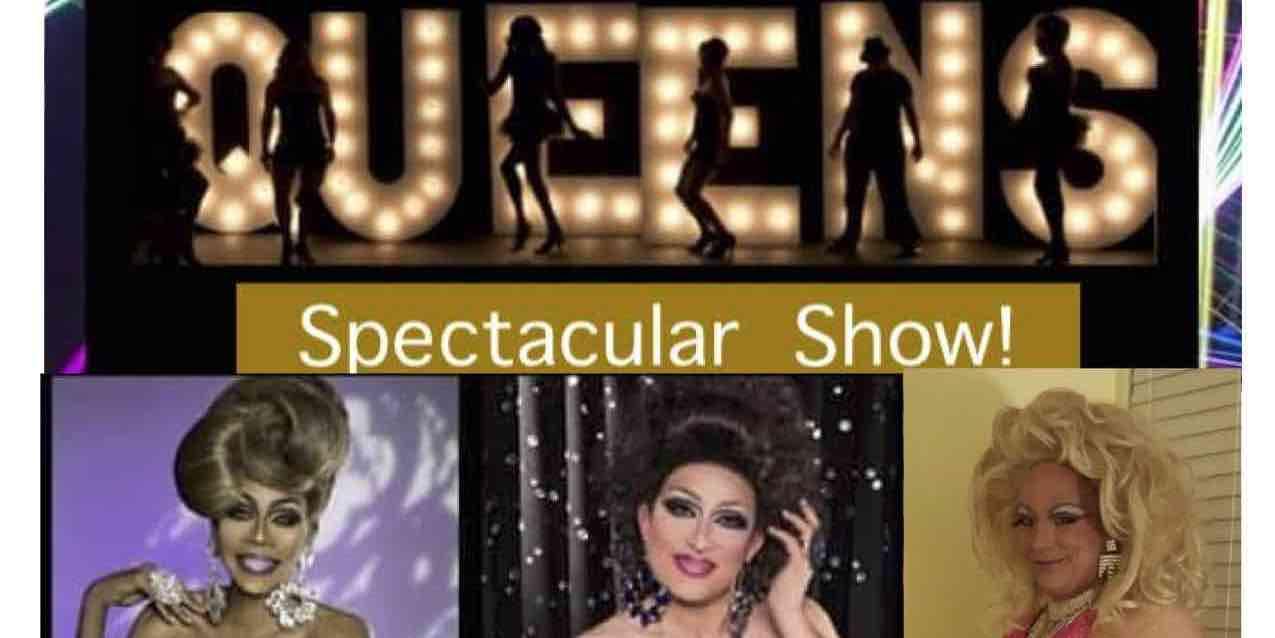 HALLOW-QUEENS SPECTACULAR! Drag Queen Show & Famous Females Concert