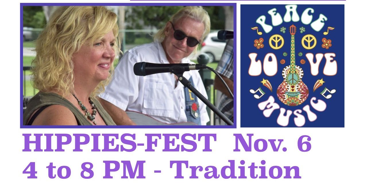 HIPPIES-FEST - Live Music, Food & Fun for all ages - Outdoors in a beautiful park