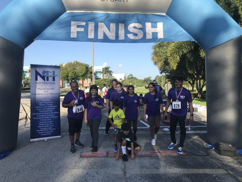 11th Annual Race for Recovery Raises Awareness about Mental Health in Community