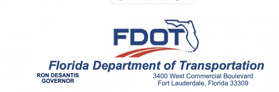 FDOT Treasure Coast Traffic thru Oct 22 2021