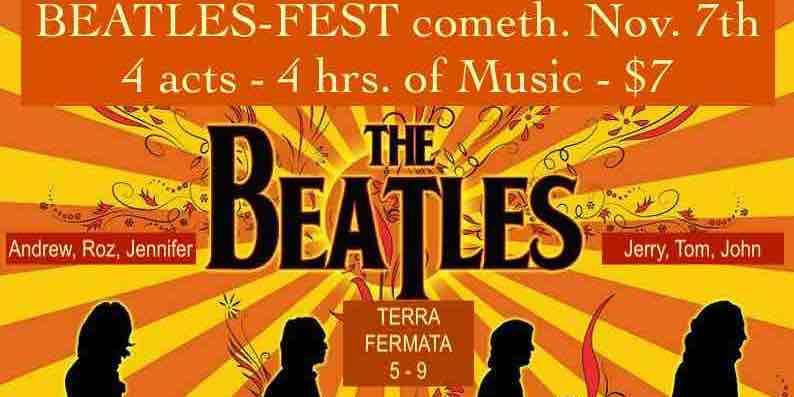 BEATLES-FEST Mini Music Festival - Food & Vendors